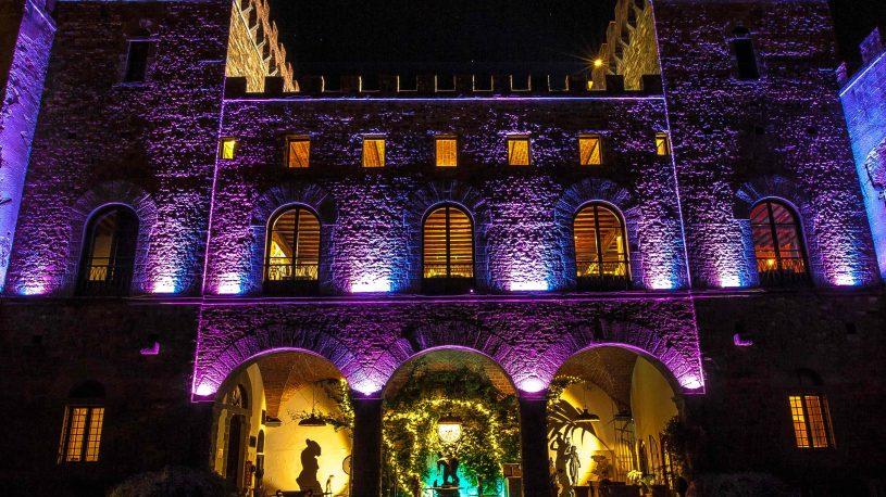 Castello di Montalbano – nella città di Firenze